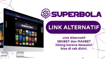 Permalink to: Link Alternatif Bola Online Sbobet & Maxbet Hanya di Agen Judi Superbola